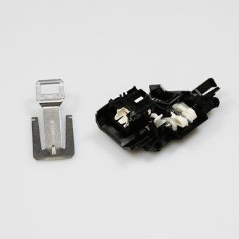 Whirlpool Dishwasher Door Latch W10619006 Same Day Shipping : dishwasher doors - pezcame.com