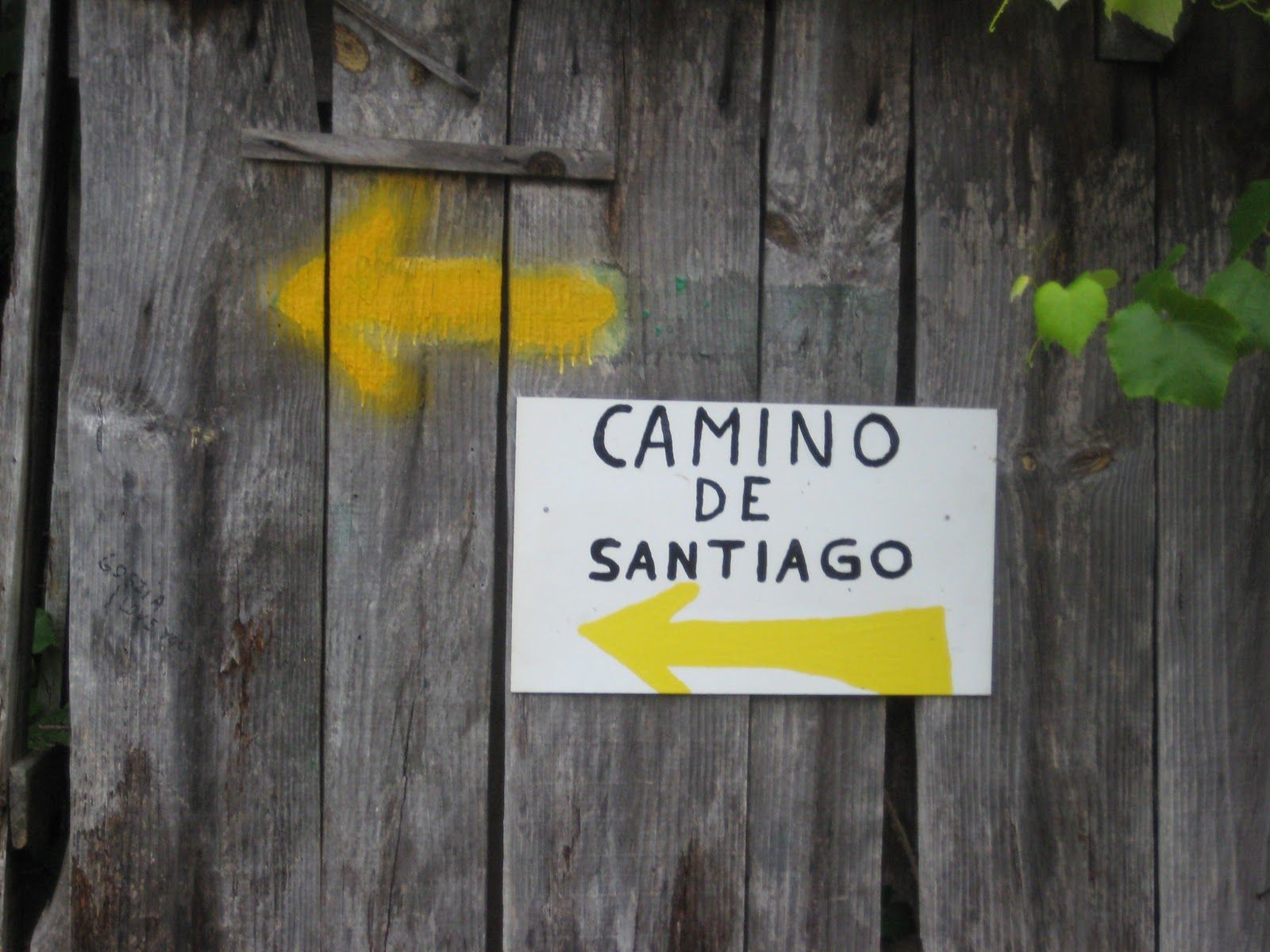 Señales Y Símbolos Del Camino Caminodesantiago Camino De Santiago Santiago De Compostela Santiago