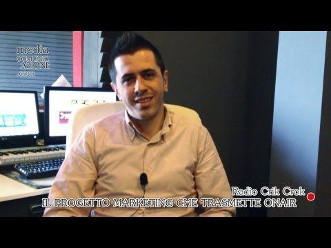 Andrea Ceccon, Station Manager di RSH - Radio Crik Crok - mediaComunicazione