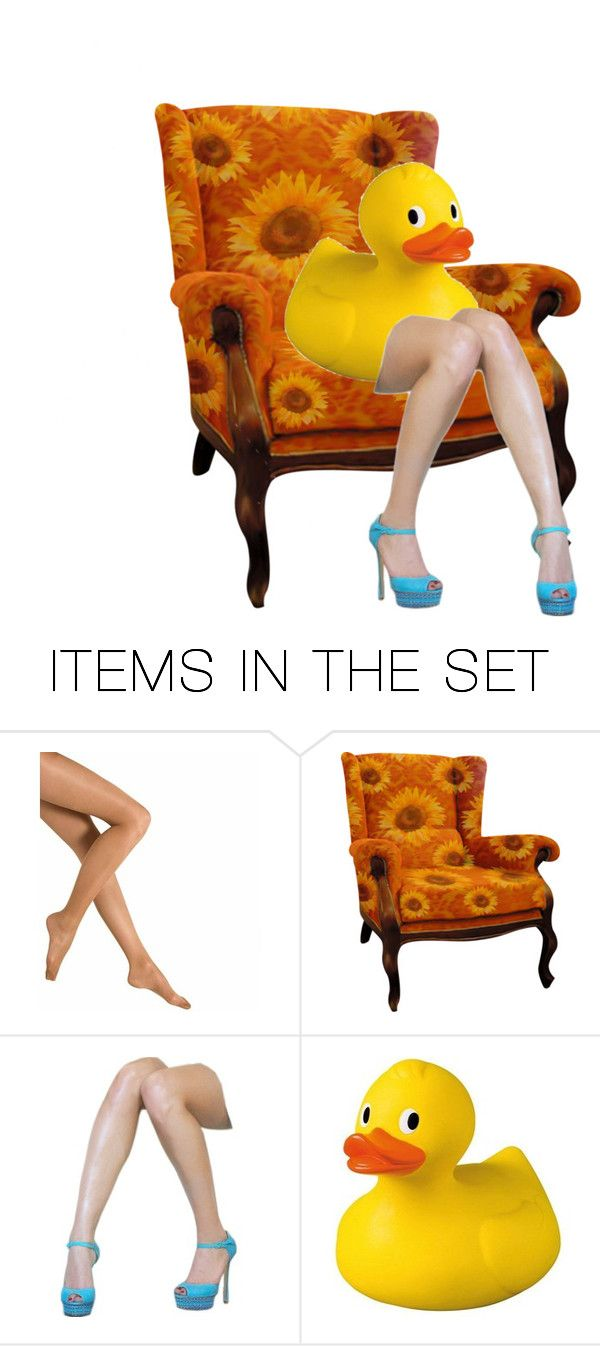 """""""#968 Sitting Duck"""" by ginger ❤ liked on Polyvore featuring art"""