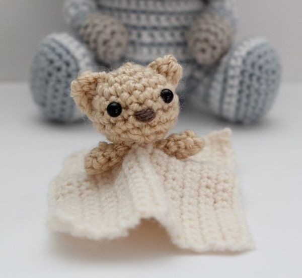 Haribo Bear Amigurumi Pattern By Little Muggles Amigurumi