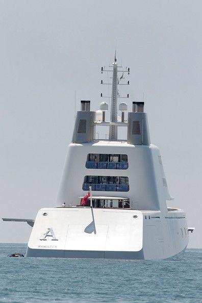 Andrey Melnichenko's Yacht in Malibu - Pictures - Zimbio