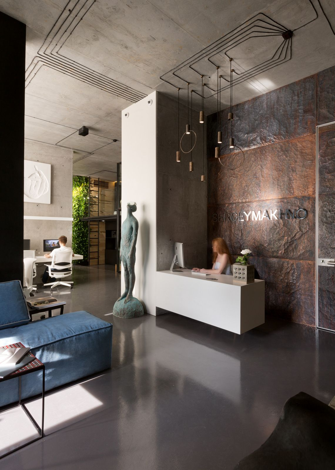 architects office design. Sergey Makhno Architects - Kiev Offices Interesting Way To Hang Electrical Outlents Office Design
