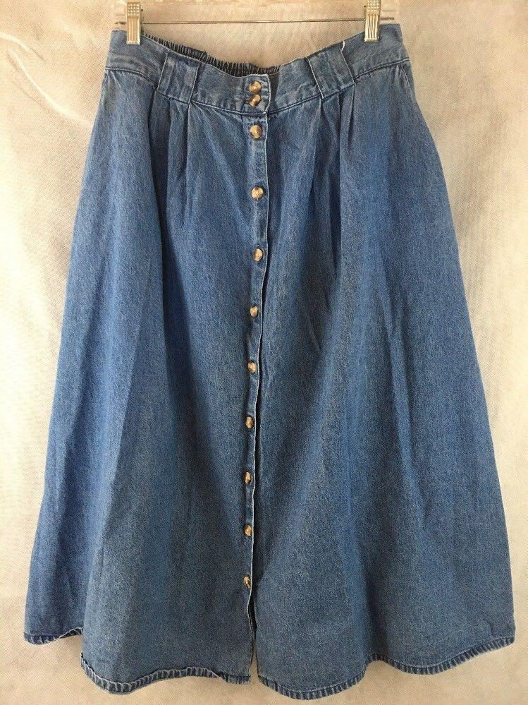 Mens Linen Shorts with Elastic Waist - 28-30 - BLUE Lands End M4280