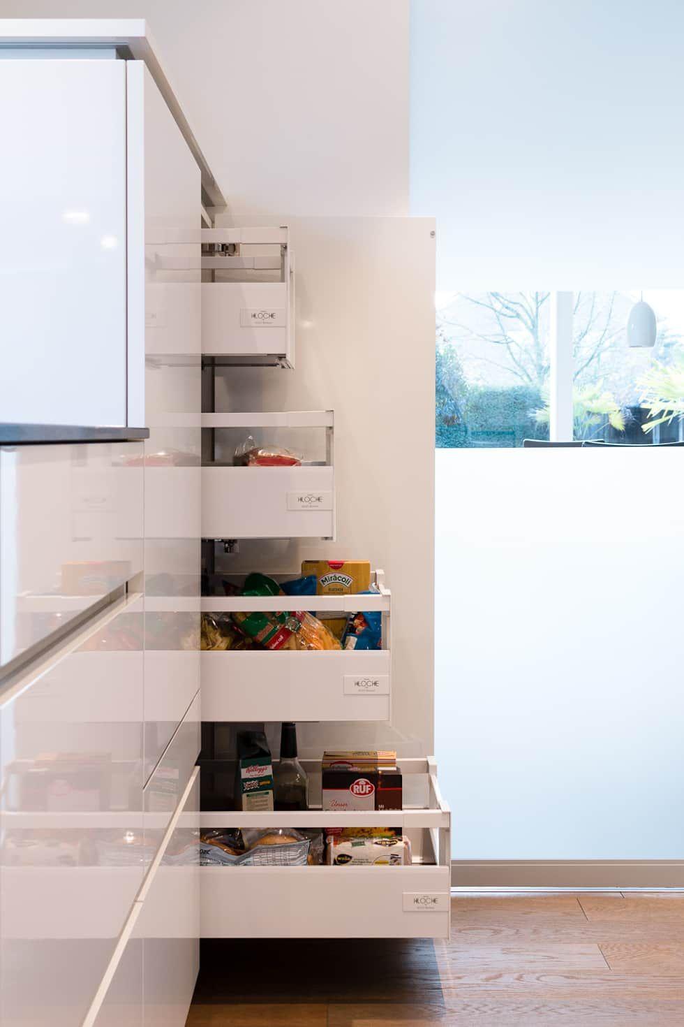 Küchen Vorratsschrank wohnideen interior design einrichtungsideen bilder