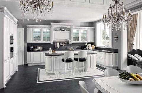 cucine stosa classiche modello cucina ginevra 01. cucine ...
