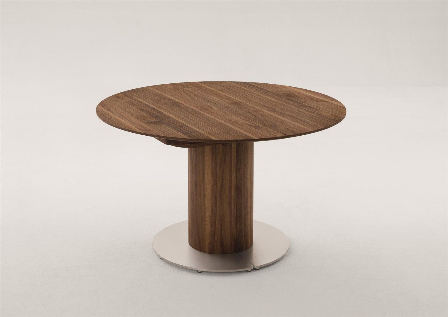2839 Round Dining Table Extendable Venjakob Round Dining
