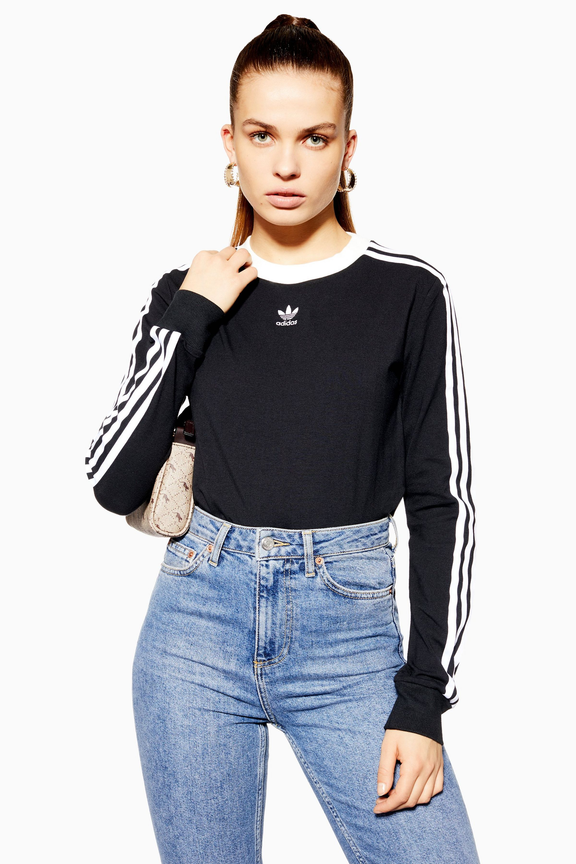 shirt adidas femme long