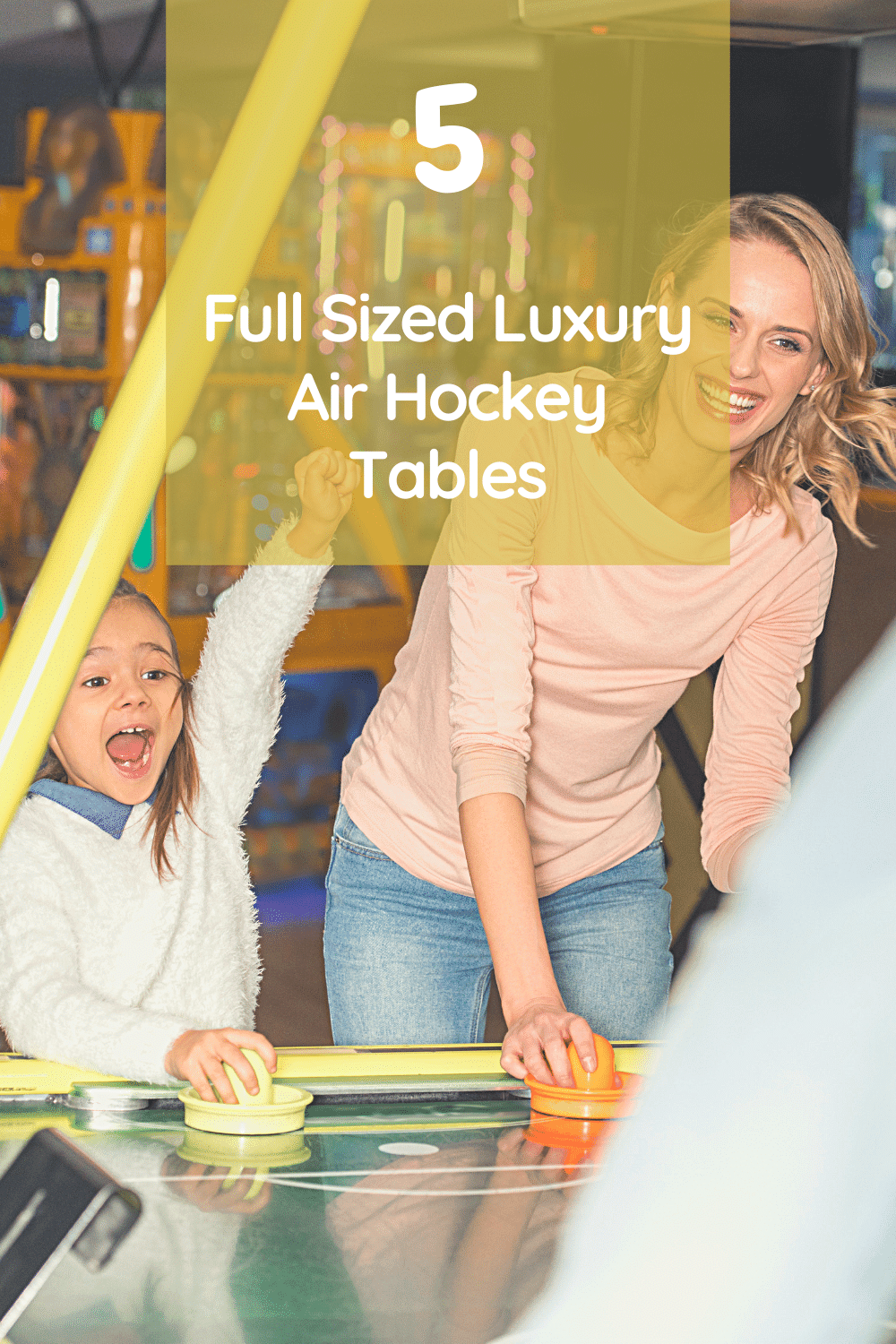 5 Full Sized Luxury Air Hockey Tables For Pro Play At Home In 2020 Air Hockey Air Hockey Tables Hockey
