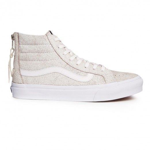8ec58af5860751 Vans U Sk8-Hi Slim Zip vxh8epl Sneakers — Sneakers at CrookedTongues ...