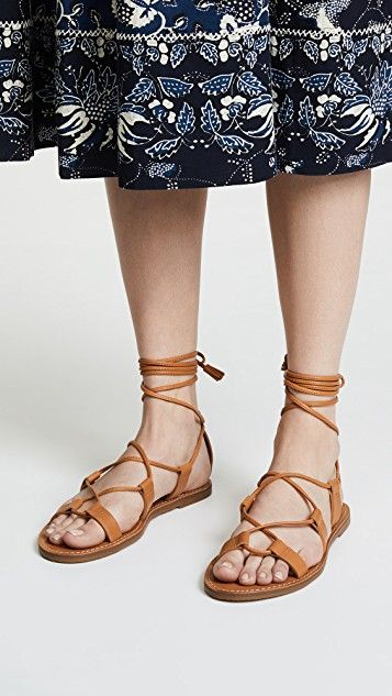 09115f7a3d4d Madewell Outstock Lace Up Sandals