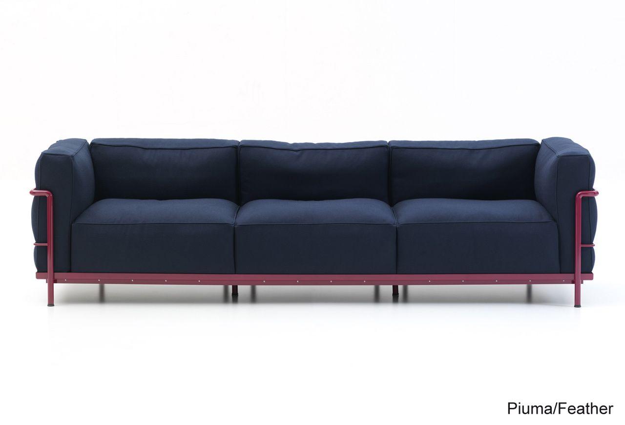 Cassina Lc2 Design Le Corbusier Canape Design Canape Mobilier Design