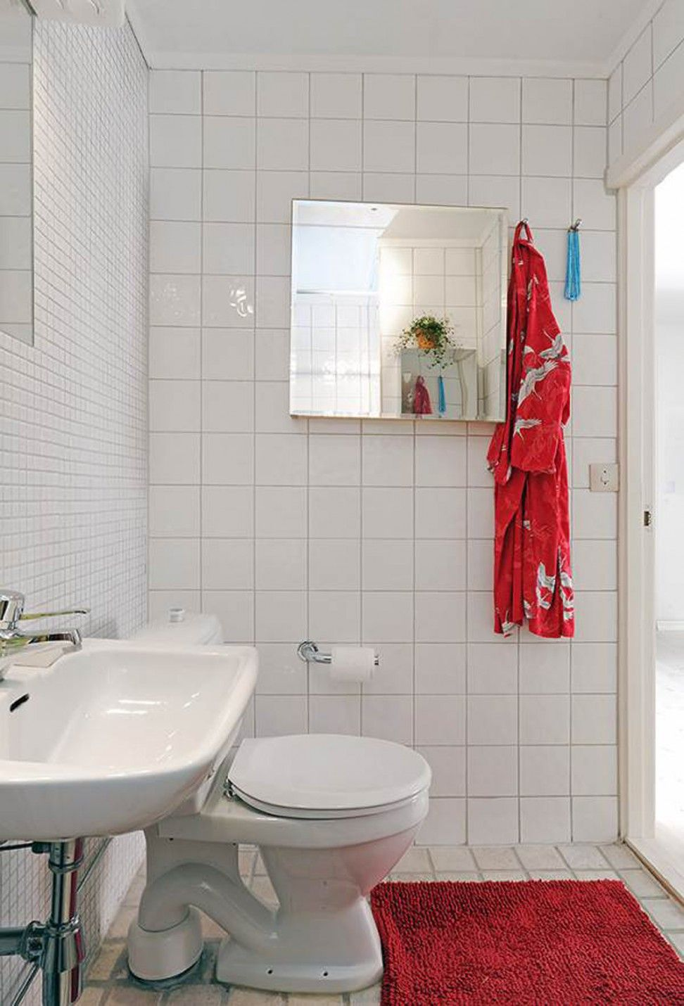 interior design ideas for small bathroom in india