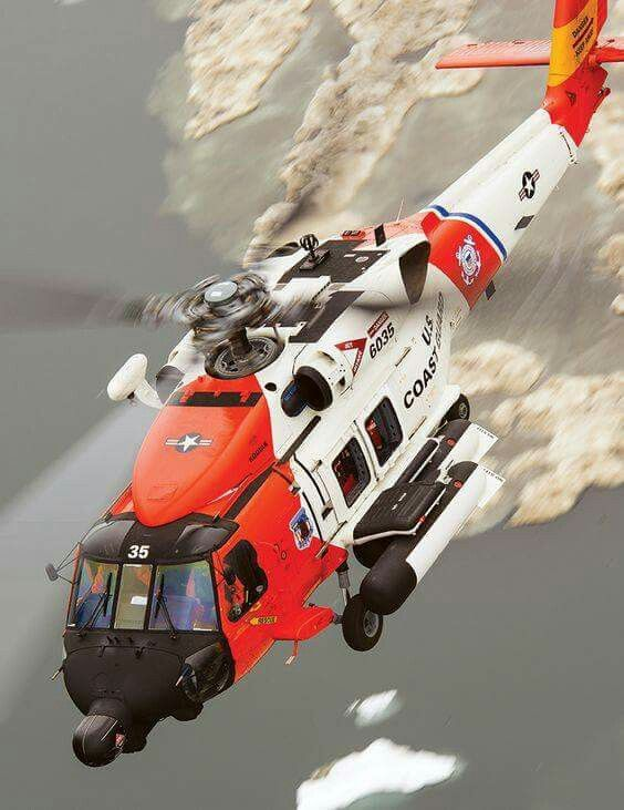 US Coast Guard Sikorsky MH-60T Jayhawk | All Things Aviation