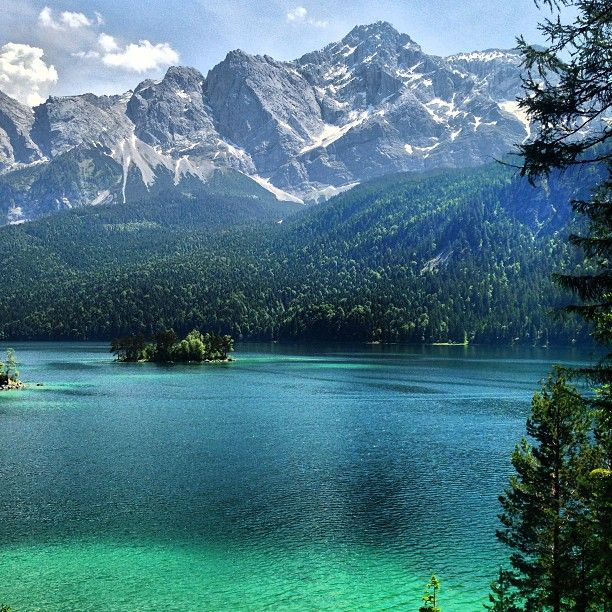 how to go to zugspitze from munich