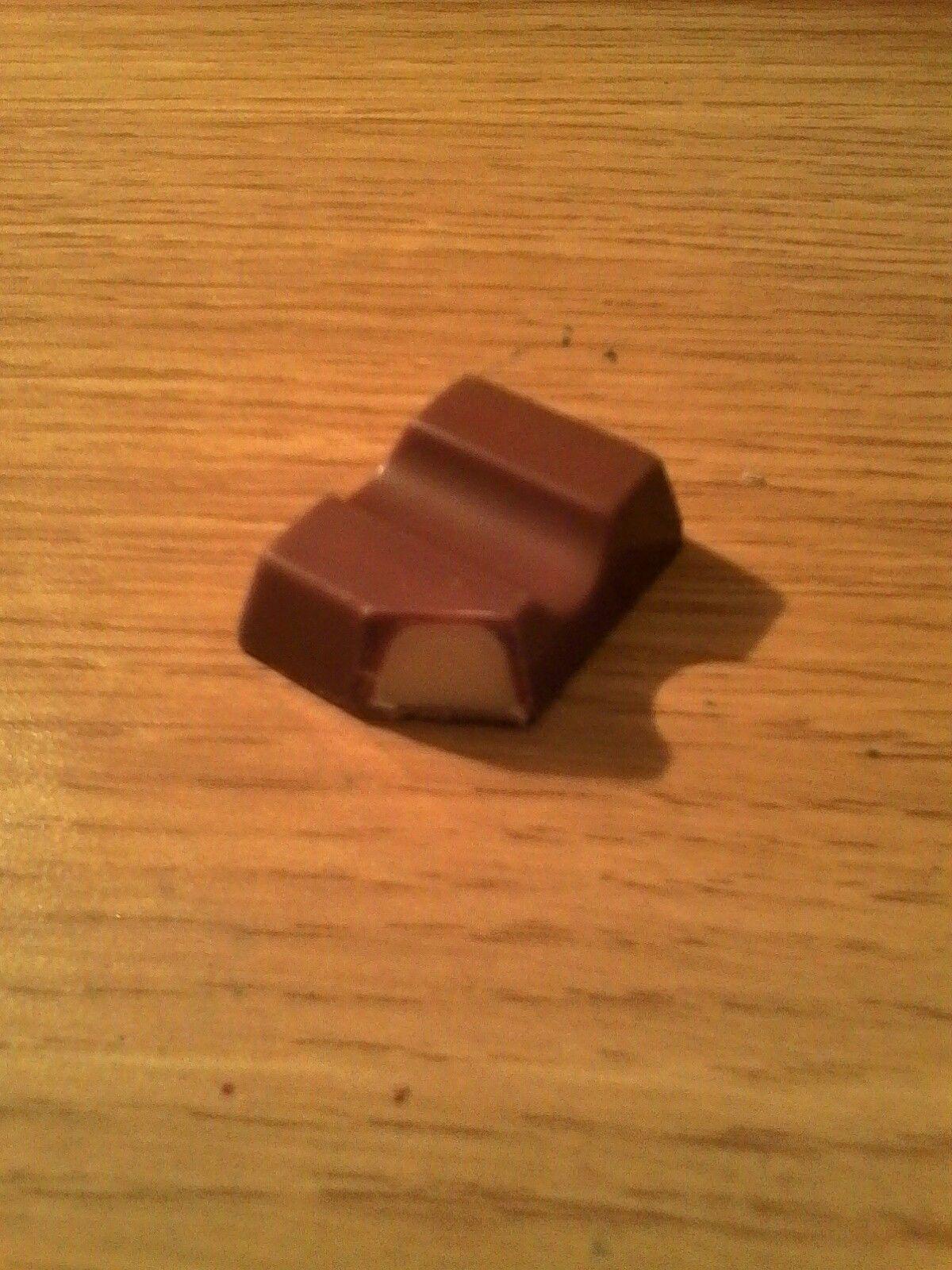 Chocolat en pâte fimo ou vrai chocolat ?