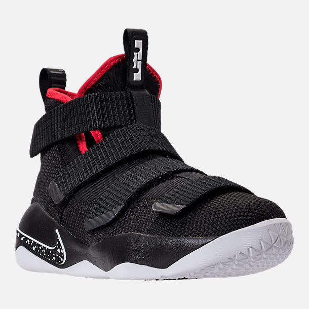 size 40 35d5a 1e4c7 Nike Boys' Grade School LeBron Soldier 11 Basketball Shoes ...