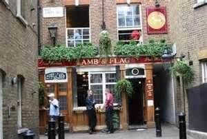 The Lamb And Flag The Very First Pub On This Site Was In 1772 Then The Coopers Arms Name Changed To The Lamb Fla London Attractions Covent Garden Old Pub