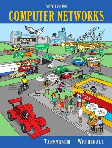 computer networks 5th edition by andrew s tanenbaum et al unix rh pinterest com