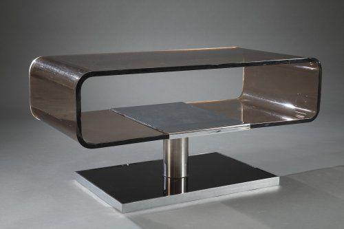 Table Basse En Plexiglas Des Annees 1970 Table Basse En Plexiglas Table Basse Mobilier De Salon
