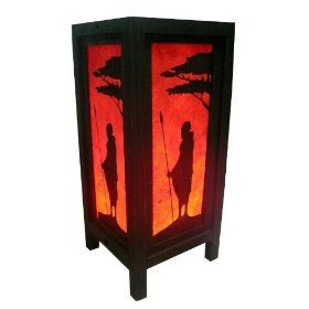 African table lamp african themed bedroom pinterest africans african table lamp aloadofball Images