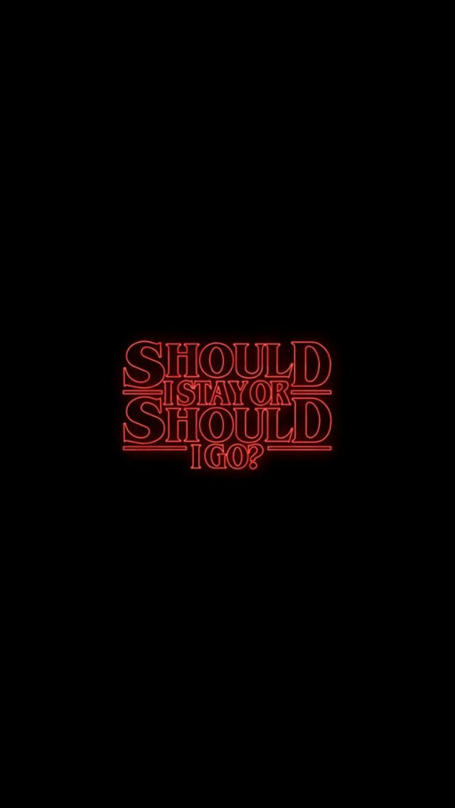 Pin by madi on Stranger Things Stranger things wallpaper