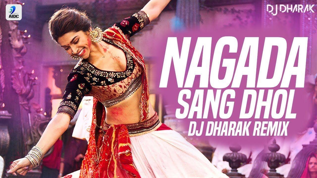 Nagada Sang Dhol Remix Dj Dharak Deepika Padukone Ranveer Singh Ram Leela Dj Saree Sari
