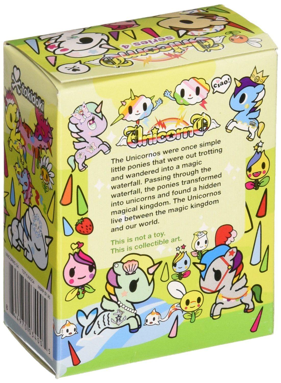 Action- & Spielfiguren Tokidoki Unicornos Series 4 Blind Boxed Mini Figure