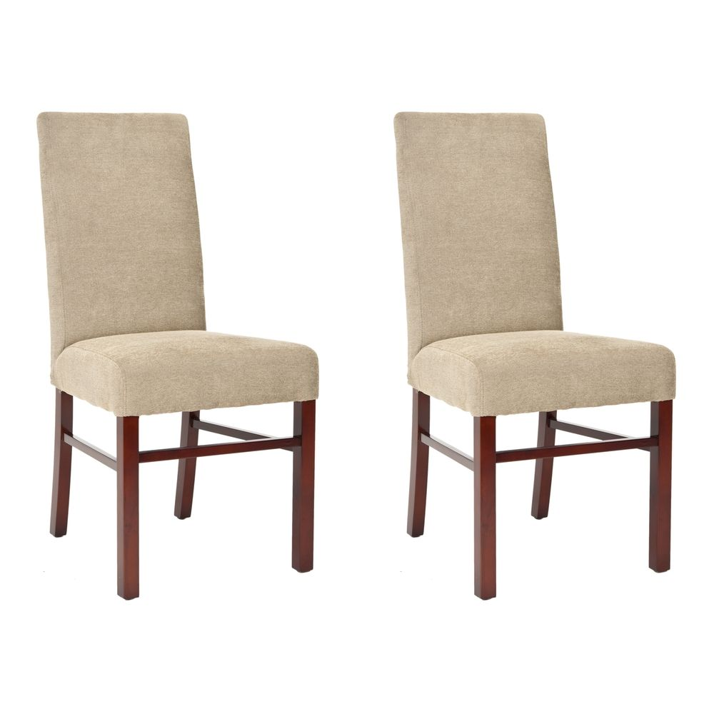 Safavieh Classical Parsons Sage Cotton Side Chairs (Pack Of 2)   Overstock™  Shopping. Dining Room ...