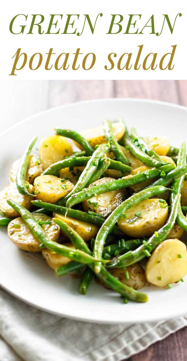 Green Bean Salad Recipe With Mayonnaise