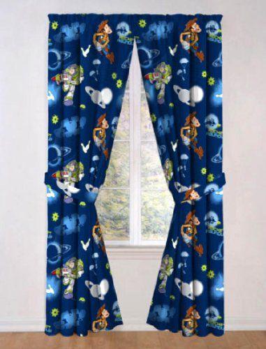 Toy Story 3 Curtains Toy Story Curtains Toy Story Room