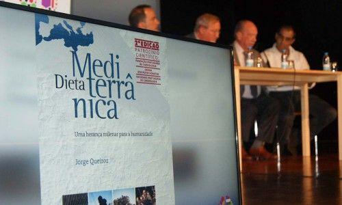"""""""Dieta Mediterrânica –  – Uma herança milenar para a humanidade"""" lançado no Centro de Ciência do Café"""