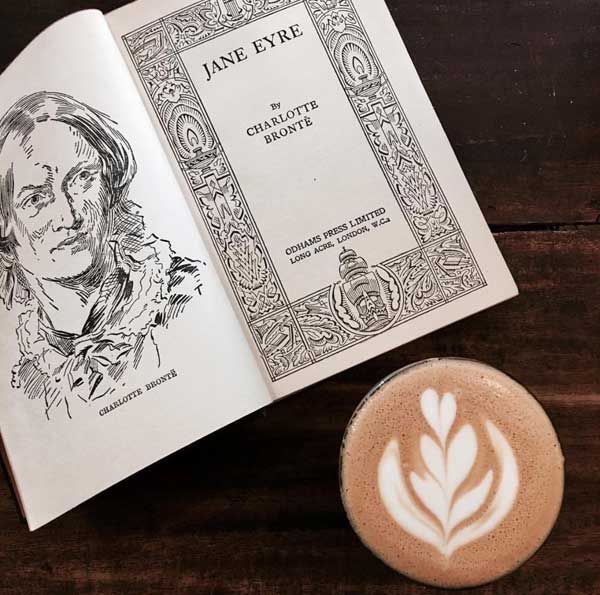 The birthplace of the literary Bronte Sisters has been converted to a coffeehouse.