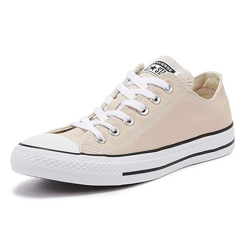 Molester Será cerca  Converse Chucks Chuck Taylor All Star Low Top Ox Sneakers Unisex Beige    Sneaker, Beige schuhe, Chuck taylors
