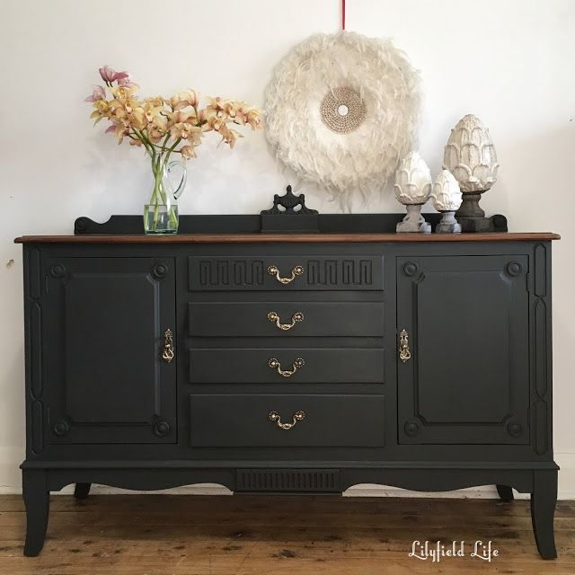 Painted Buffets And Sideboards Annie Sloan