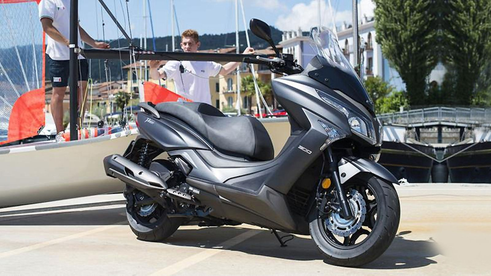 2018 Kymco X Town 300i Towns Motorcycle Motor Company