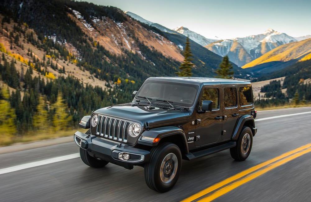 Jeep Wrangler Plug In Hybrid Investing Media Blog Jeep