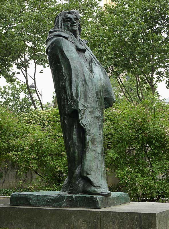 Auguste Rodin, Balzac, 1898
