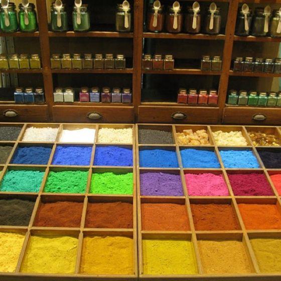 Glass maker shop in Venice www.almarjesolo.com