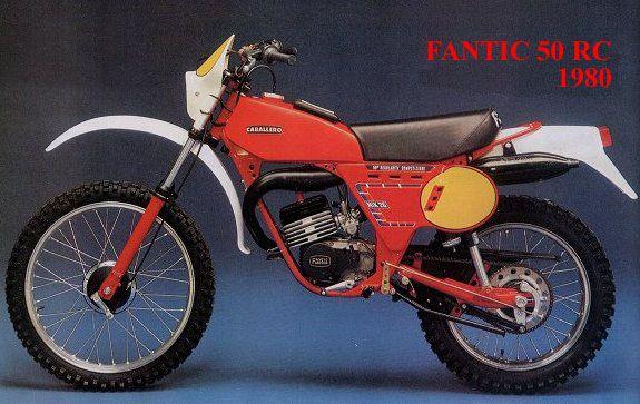 Fantic caballero | Vintage Motorcycles | Vintage motocross, Classic