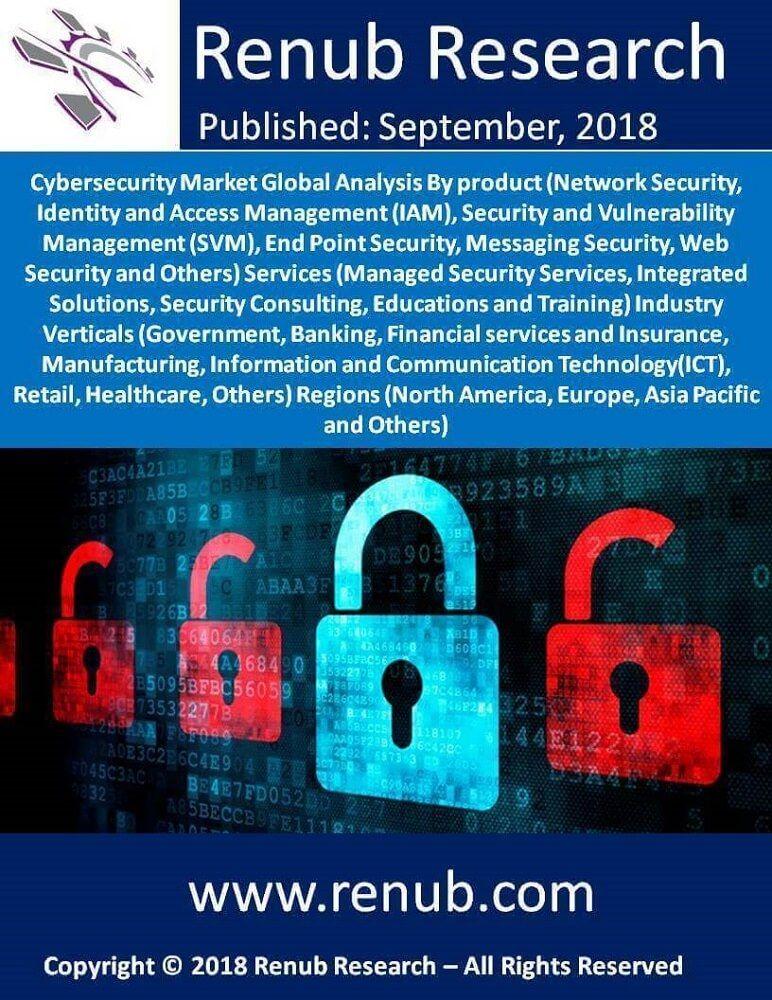 Cybersecurity market will be us 164 billion opportunities
