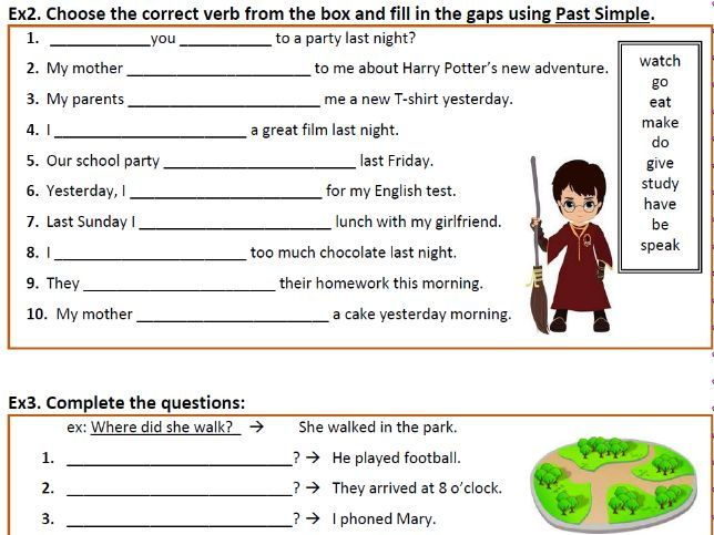 lesson plan past simple of regular and irregular verbs Irregular simple past pronunciation and storytelling teacher's instructions students work together to put the verbs into columns by their simple past vowel sound to help them, you can tell them that one vowel sound has just one example.