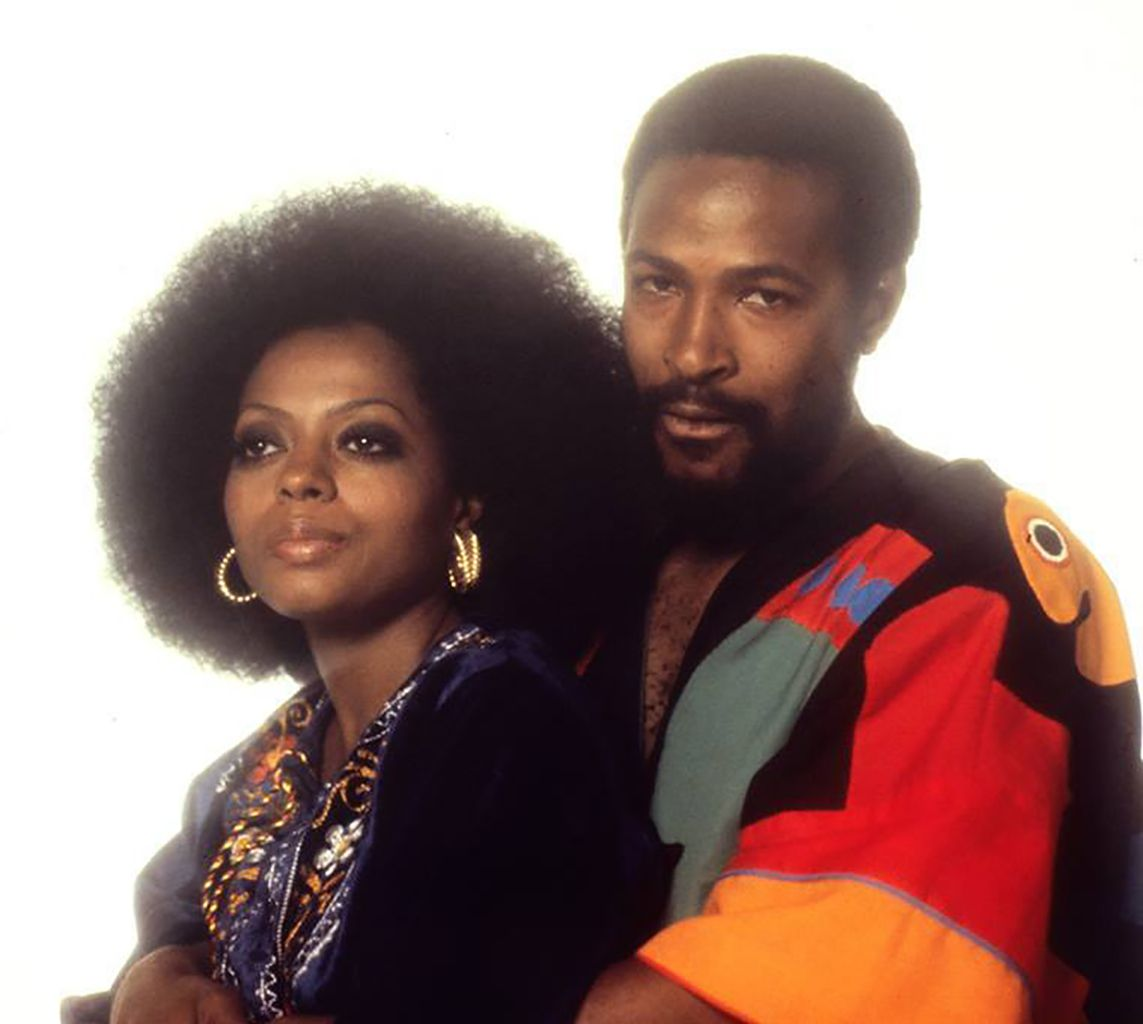 Image result for diana ross and marvin gaye