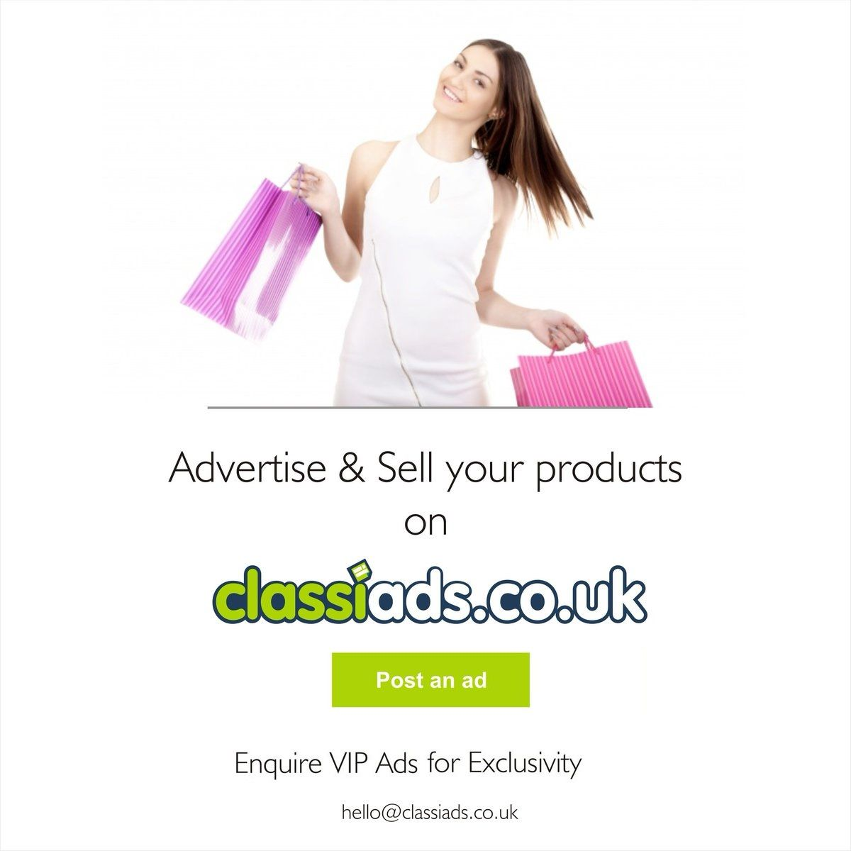 Advertise Sell Your Products On Classiads Co Uk Adsproducts