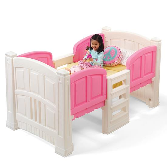 Girl S Loft Storage Twin Bed Kids Twin Bed Toddler Twin Bed Kid Beds