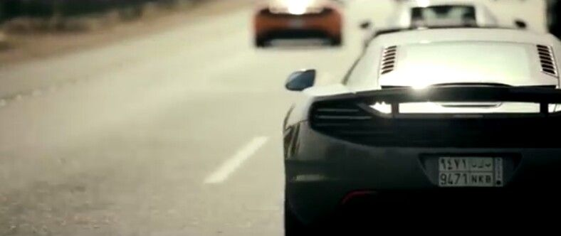 Mclaren mp4-12c roadtrip