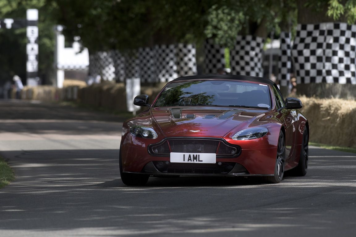 Aston Martin | Goodwood Festival Of Speed 2015