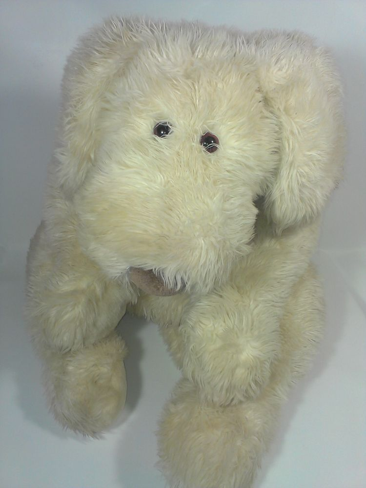 Gund Puppy Dog Plush Stuffed Animal Jumbo 3 Ft Floppy Mutt Retriever