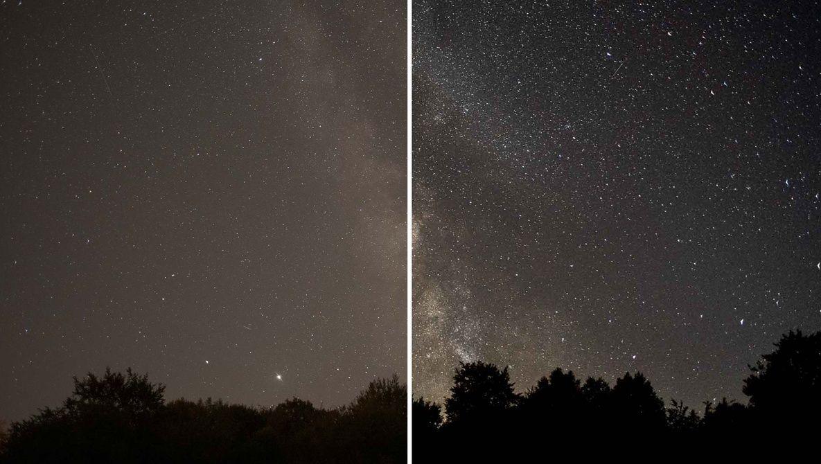 How to edit milky way photos lightroom