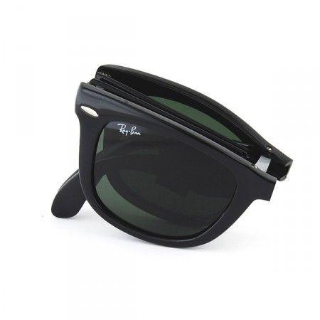 4105/601 Folding Black Green